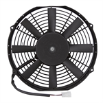 "1325 CFM 13"" Diameter 12 Volt DC GC Puller Fan"