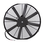 "1740 CFM 16"" Diameter 12 Volt DC GC Puller Fan"