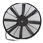 "2067 CFM High Performance 16"" Diameter 12 Volt DC GC Puller Fan"