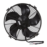 "729 CFM High Performance 9"" Diameter 12 Volt DC GC Puller Fan"