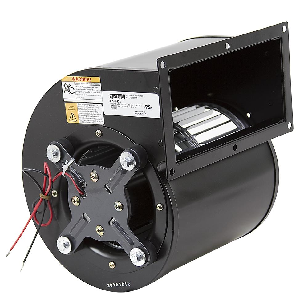 Centrifugal Blower 12v : Cfm volt dc rotom r centrifugal blower