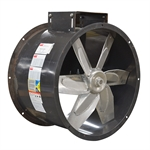 10,000 CFM Tubeaxial Belt Drive Fan