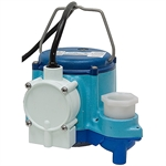 LITTLE GIANT 6-CIA SUBMERSIBLE SUMP PUMP