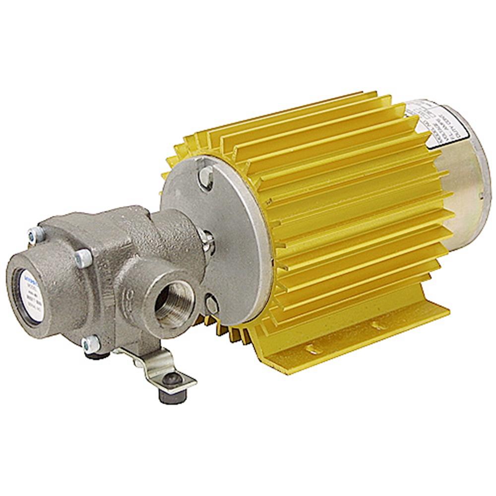 4101n Aeh Hyrpo 4 Roller Pump W 12 Vdc Motor Roller Pumps Water Pumps