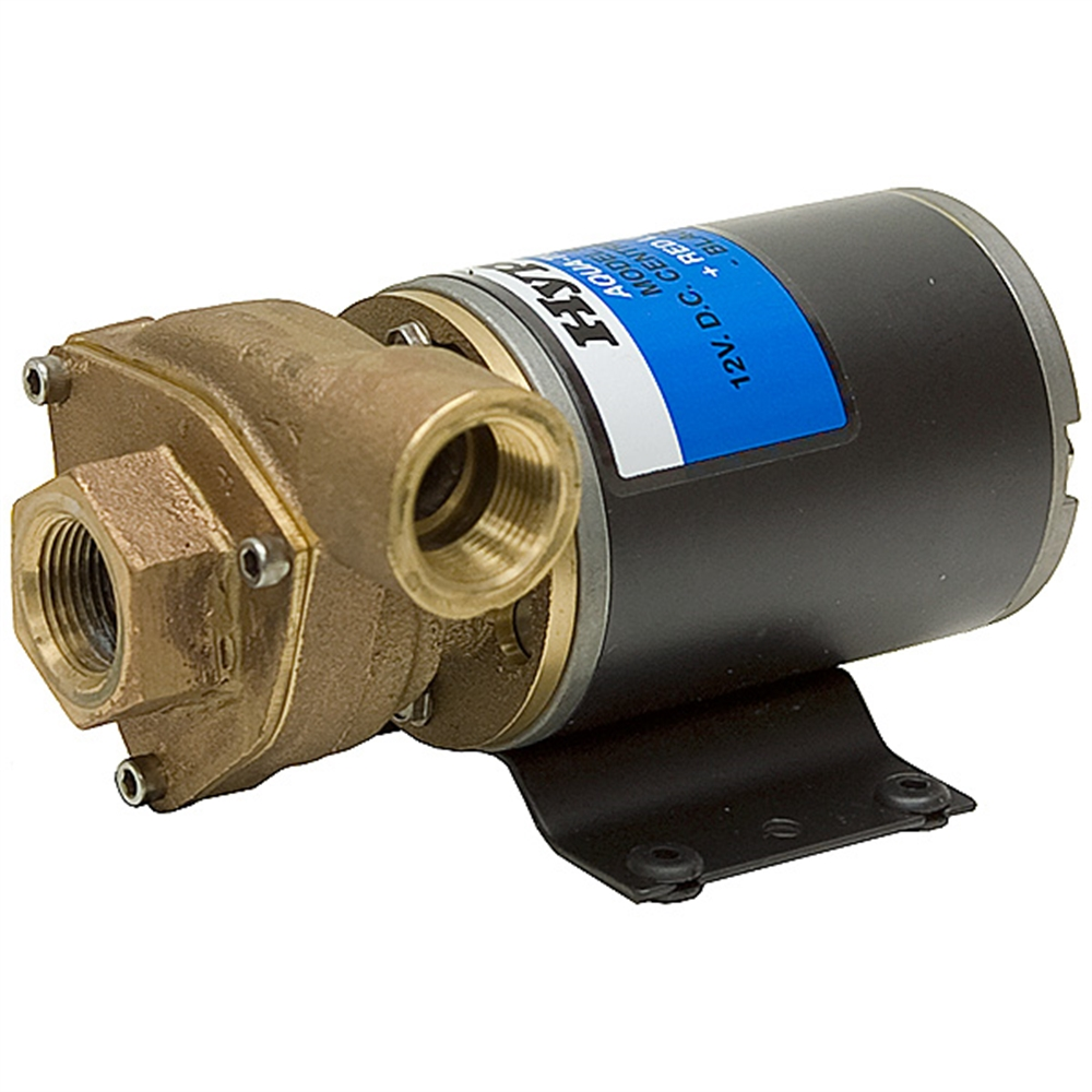 19 gpm 12 vdc hypro pump dc motor centrifugal pumps for Dc motor water pump