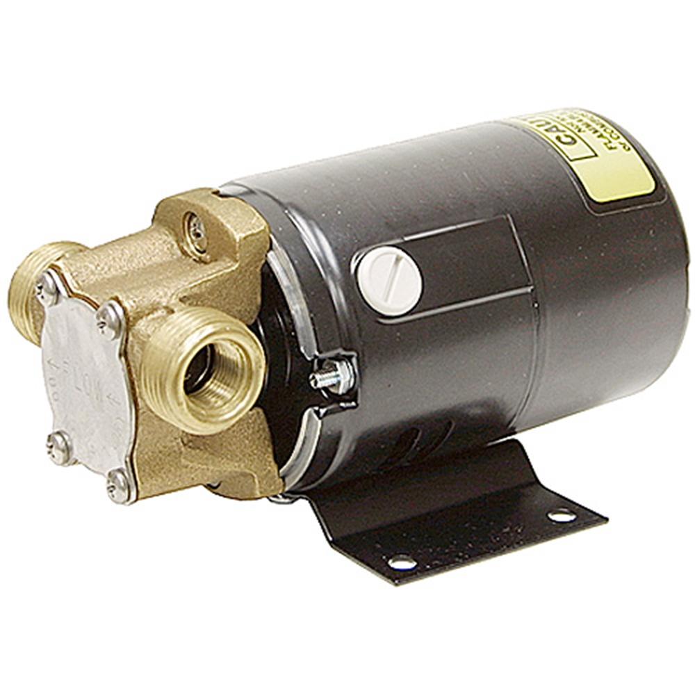 6 GPM 12 Volt DC SCC Flexible Impeller Pump