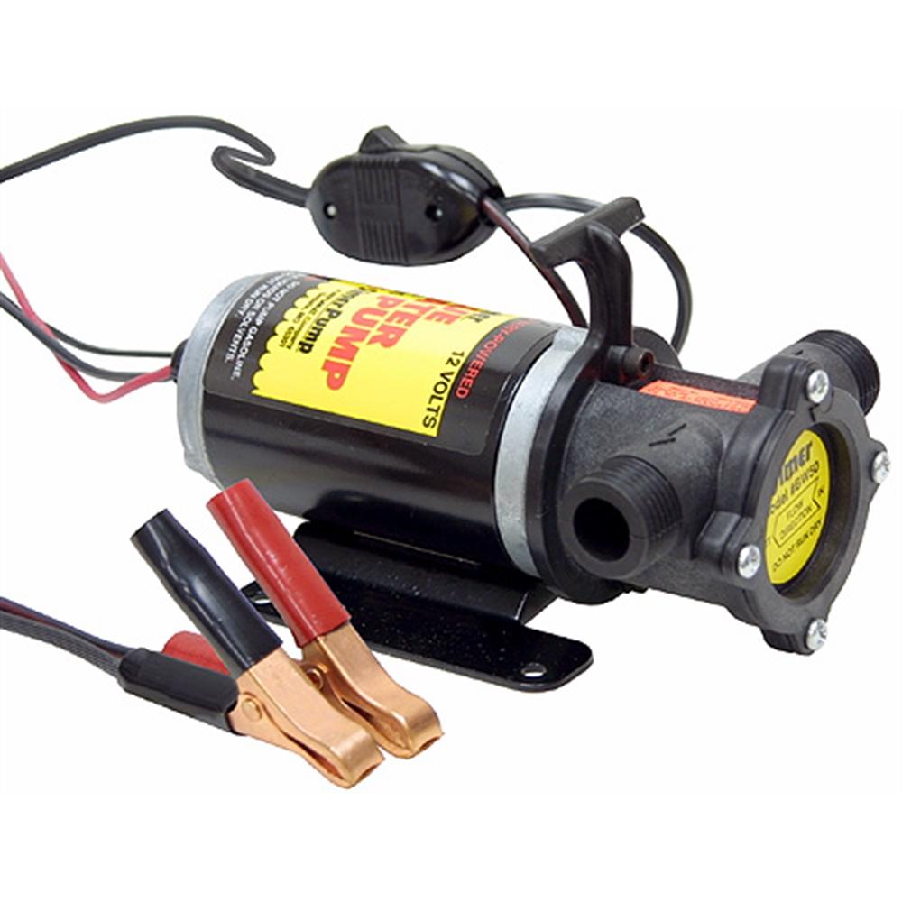 301 Gph 12 Volt Dc Simer Ebw50 Water Pump Flexible Impeller Pumps