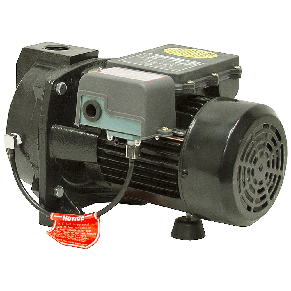 1 2 hp waterace jet pump ac motor centrifugal pumps for Jet motor pumps price