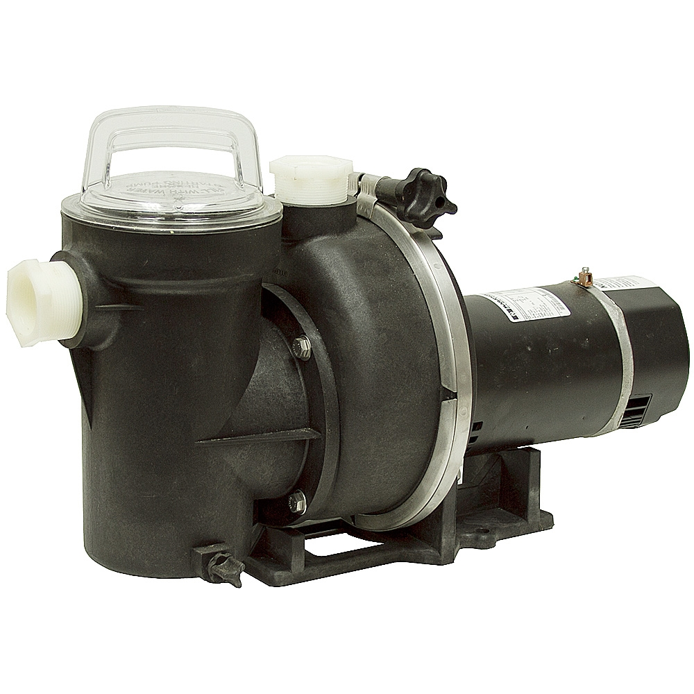 1 hp shurdri pool pump ac motor centrifugal pumps for Pool pump and motor