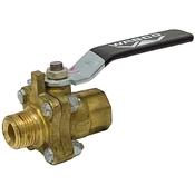"1/2"" MF Wabco Ball Valve"