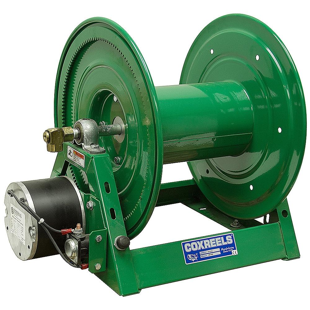 1 2 id x 200 39 12 volt dc motorized cp 0726 hose reel for 12 volt hose reel motor