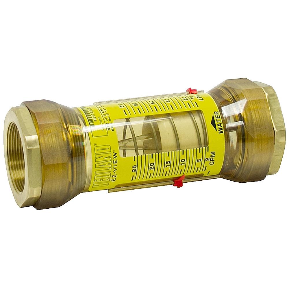 5 50 gpm 2 npt hedland h617 050 r h2o flow meter for Schreibtisch 2 50 meter