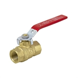 "1/2"" NPT Brass Ball Valve"