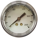 "200 PSI 2"" PM Dry Gauge"