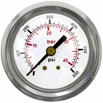 "600 PSI 2"" PM Dry Gauge CDS-5P-040B**600"