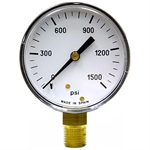 "1500 PSI 2.5"" LM Dry Gauge CDS-1P-100A*1500"