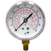 500 PSI 2.5 LM Dry Gauge Compressed Refrigerants