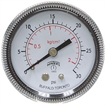 30 PSI 2 PM Dry Gauge Winters Woc5014