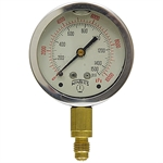 1500 PSI 2.5 LM LF Gauge Winters 816-5004