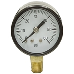 60 PSI 1.5 LM Dry Gauge Dynamic CDS-4P-004A