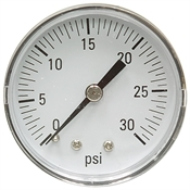 30 PSI 2 BM Dry Gauge CDS-5P-002D