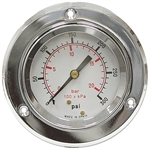 300 PSI / 20 Bar 2.5 FM Dry Gauge