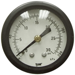 "30 PSI 2"" PM Dry Gauge"