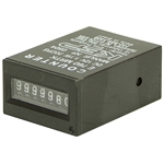 12 Volt DC 7 Digit Counter E760 MRTK Non-Reset