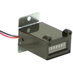 12 Volt DC 7 Digit Counter E760 AFB Non-Reset