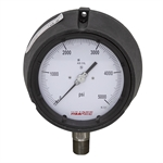 "5000 PSI 5"" Dry Surface Mount Pressure Gauge"