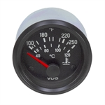 250 F VDO 310 030 023 Electric Water Temperature Gauge