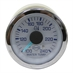 24 Volt DC Water Temperature Gauge 100-240 Degrees with Sensor and Harness