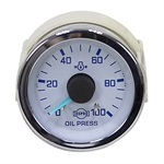 100 PSI Mechanical Oil Pressure Gauge