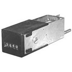 24 Volt DC Non-Resettable Counter