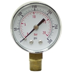 "300 PSI 2"" LM Dry Gauge CDS-5P-020A"