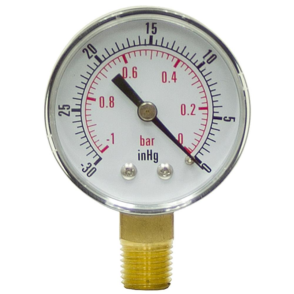 30 2 Dry Vacuum Gauge LM