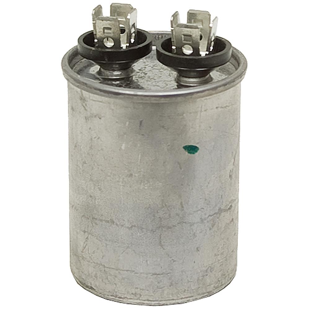 15 mfd 370 vac run capacitor round motor run capacitors for Capacitors for electric motors