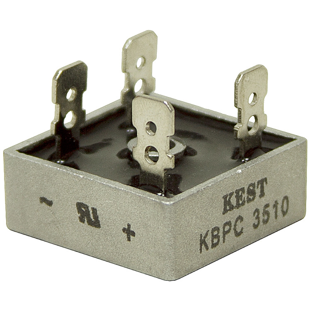 35 amp 1000 volt kbpc3510 bridge rectifier