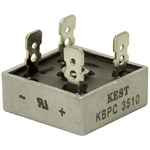 35 Amp 1000 Volt KBPC3510 Bridge Rectifier