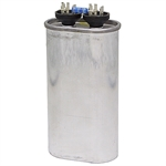 9 MFD 330 Volt AC Oval Run Capacitor