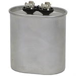 5 MFD 370 VAC OVAL RUN CAPACITOR