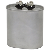 5 MFD 370 Volt AC Oval Run Capacitor