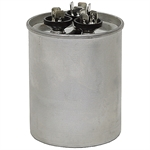 40 / 5 MFD 370 Volt AC Round Dual Rated Run Capacitor