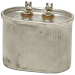 2 MFD 330 VAC OVAL RUN CAPACITOR