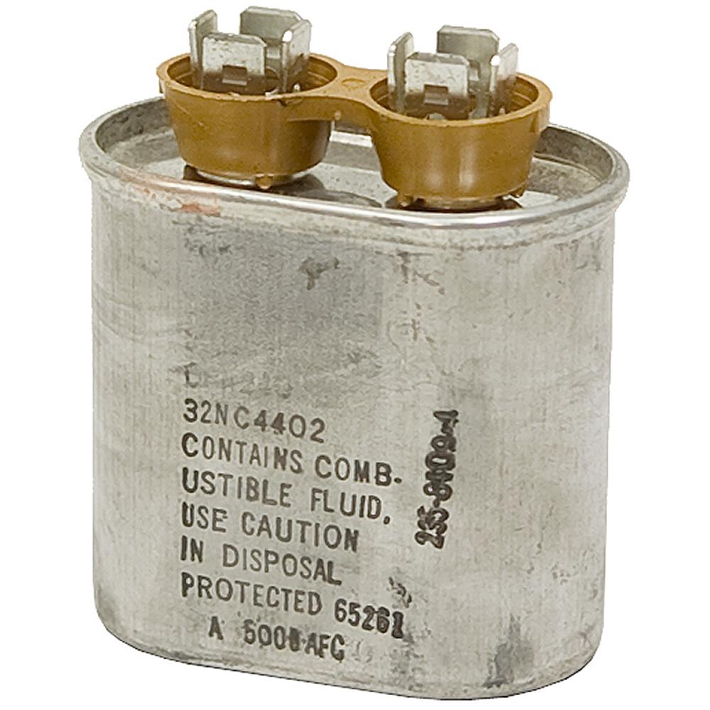 2 Mfd 440 Volt Ac Run Capacitor Motor Capacitors Electrical Circuit