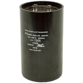 Best start capacitor 28 images 110v 480v polypropylene for Electric motor start capacitor
