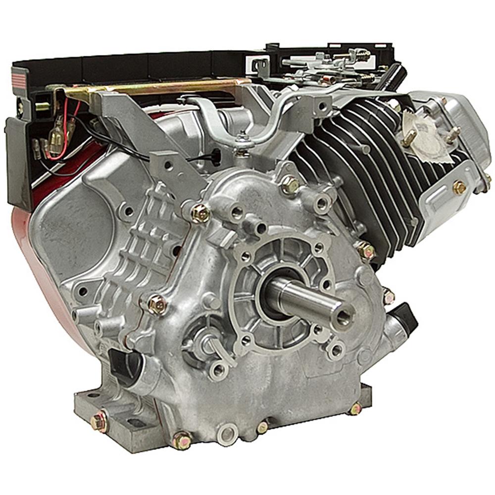 9 Hp Briggs Vanguard 185432 Rs Engine Horizontal Shaft
