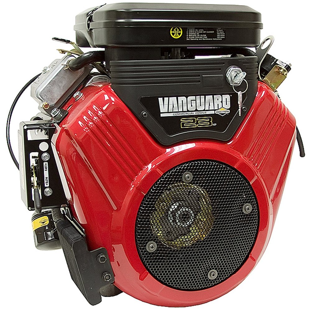 23 Hp Briggs Vanguard Engine Es Horizontal Shaft Engines