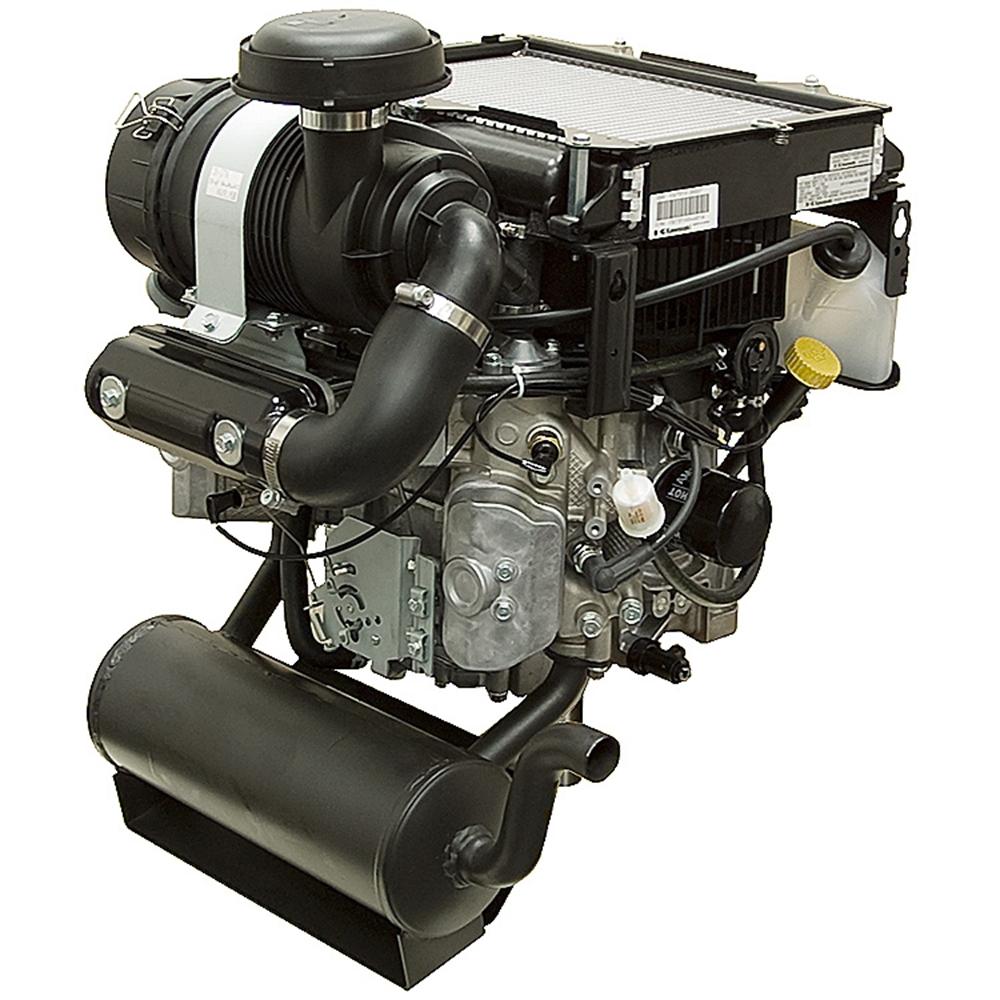26 HP Kawasaki Liquid Cooled Engine FD731V-BS07 | Vertical ...