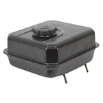 0.79 Gallon Jiangdong Black Fuel Tank without Fuel Gauge